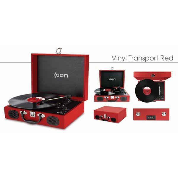 【ポータブルなトランク型レコードプレーヤー】ION Audio Vinyl Transport|t-tokyoroppongi|03