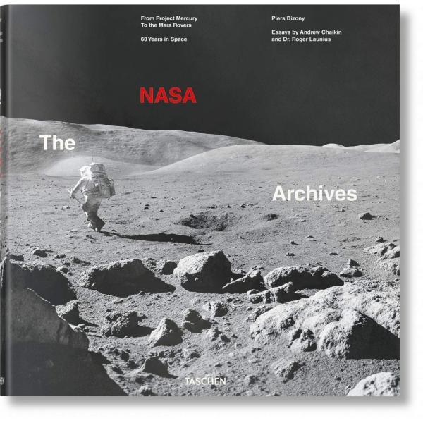 【ボイント2倍】The NASA Archives: 60 Years in Space|t-tokyoroppongi