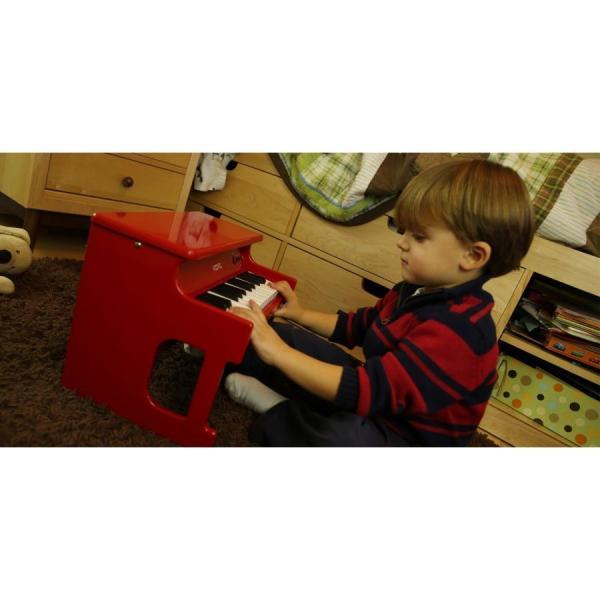 【お子さまへのプレゼントに/デジタルミニピアノ】KORG TINY PIANO(タイニーピアノ) ACアダプターセット/KORG(コルグ) 赤 黒   白|t-tokyoroppongi|05