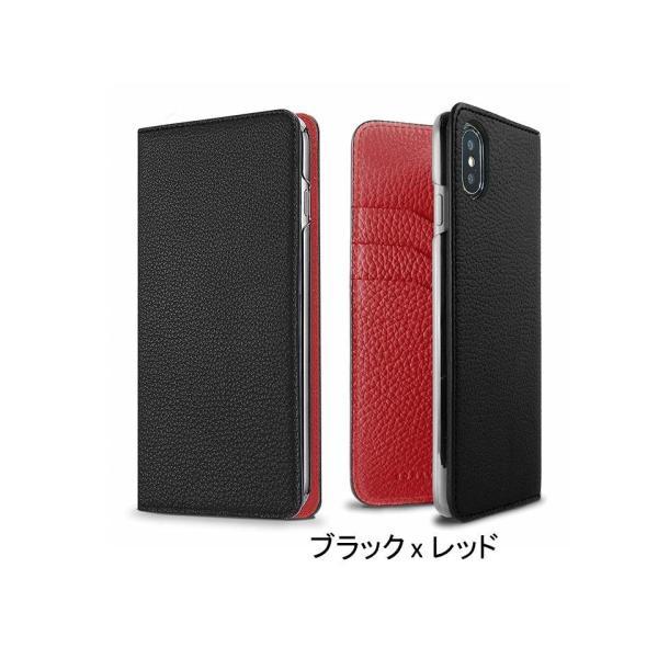 【 iPhone X/Xs サイズ 携帯ケース】BONAVENTURA ボナベンチュラ ツートンカラー t-tokyoroppongi 02