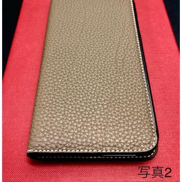 【 iPhone X/Xs サイズ 携帯ケース】BONAVENTURA ボナベンチュラ ツートンカラー t-tokyoroppongi 15