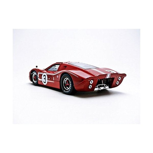 L.Bianchi 1:18 SC425 1967 Ford GT MK IV #3 Brown LeMans 24 Hours M.Andretti
