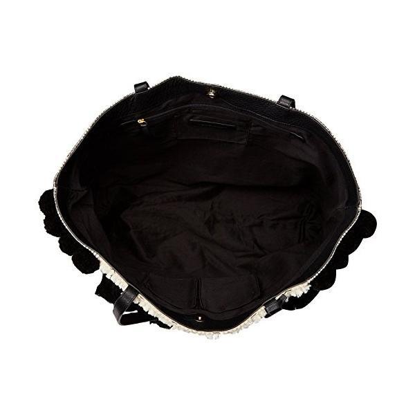Rebecca Minkoff Taj トート ショルダー Bag, ブラック/ホワイト マルチ, One サイズ(海外取寄せ品)