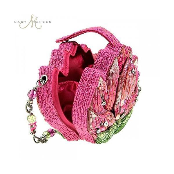 メアリー フランス ロータス Lotus Blossom ハンドバッグ Handbag(海外取寄せ品)