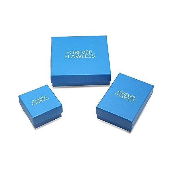 2.25mm スターリング シルバー Stackable Expressions ベゼル セット ラウンド ダイヤモンド Etern(海外取寄せ品)