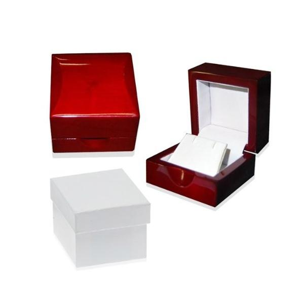 IGI Certified 3/5 Carat TW (0.59 Ct.) ラウンド ダイヤモンド 4-Prong スタッド Ear(海外取寄せ品)