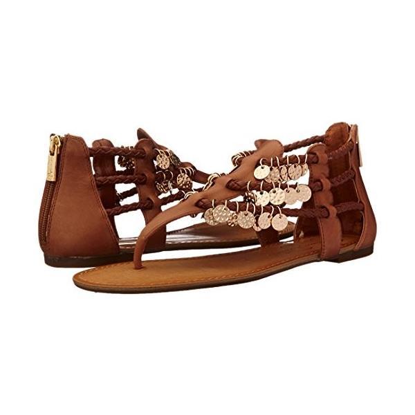 Jessica Simpson レディース Geisela Gladiator Sandal, Light ラゲッジ, 8 M US(海外取寄せ品)