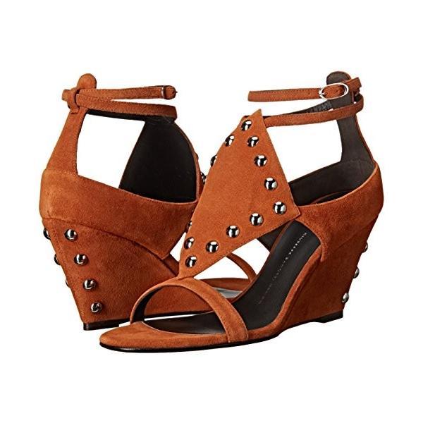 Giuseppe Zanotti レディース E60198 Heeled Sandal, Cotto, 9.5 UK/9.5 M U(海外取寄せ品)