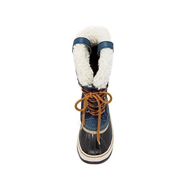 Sorel レディース Joan of Arctic ブーツ, Collegiate ネイビー, 8.5 B(M) US(海外取寄せ品)
