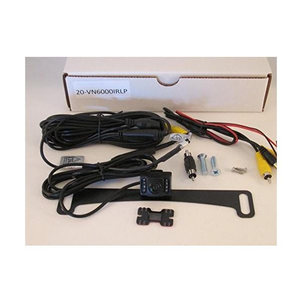 20-VN6000IRLP Rear or フロント Mount バックアップ Camera(海外取寄せ品)