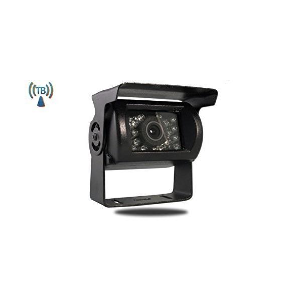 Tadibrothers 120 Degree RV バックアップ Camera (Hi-Res CCD) (Birds アイ Vi(海外取寄せ品)