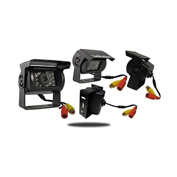 Tadibrothers 10.5 インチ モニター and a 120 Degree CCD Mounted RV バックアップ (海外取寄せ品)
