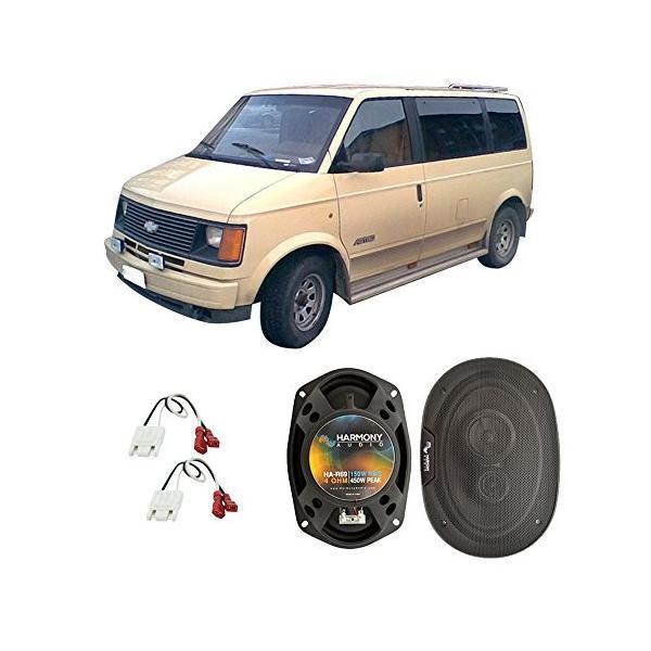 フィット Chevy Astro Van 1985-1990 フロント Dash ファクトリー リプレイスメント HA-R69 スピ(海外取寄せ品)