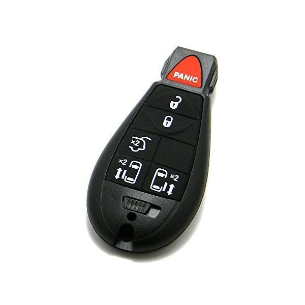 OEM エレクトロニック Chrysler Town & カントリー 6-ボタン FOBIK キー フォブ Remote (FCC (海外取寄せ品)