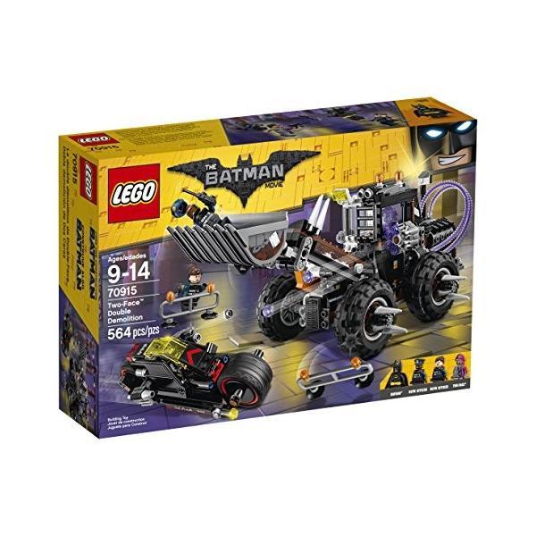 レゴ バットマン Batman ムービー Two-フェイス Double Demolition 70915 Building キット海外取寄せ品 t2mart