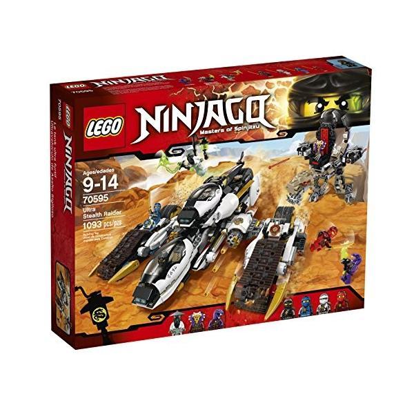 レゴ ニンジャゴー Lego Ninjago Ultra ステルス Raider 70595 Childrens Toy for 9-Y海外取寄せ品|t2mart