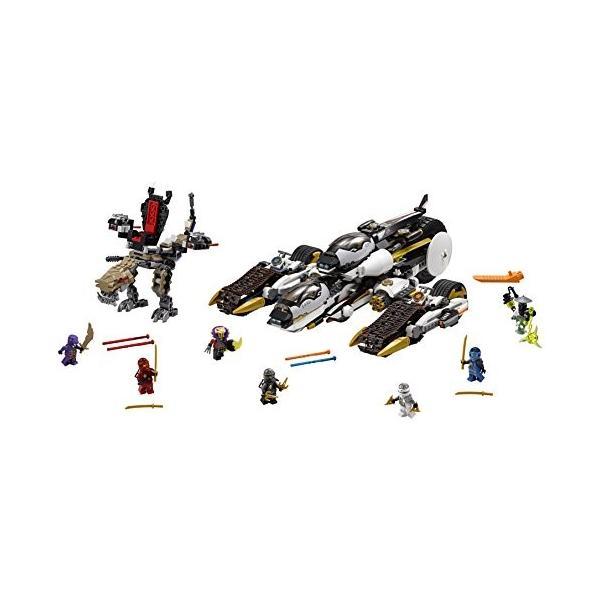 レゴ ニンジャゴー Lego Ninjago Ultra ステルス Raider 70595 Childrens Toy for 9-Y海外取寄せ品|t2mart|03