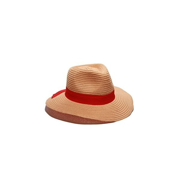 Physician Endorsed レディース Avanti Packable Fedora サン ハット with Memory(海外取寄せ品)