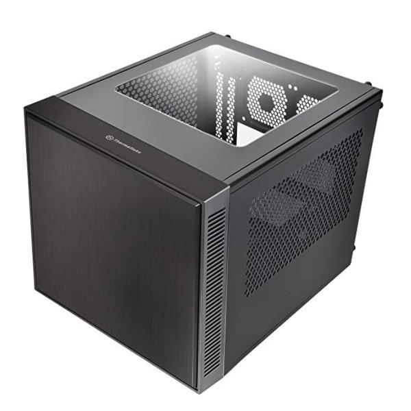 Thermaltake Suppressor F1 ミニ ITX Tt LCS Certified Cube コンピューター Cha(海外取寄せ品)|t2mart|03