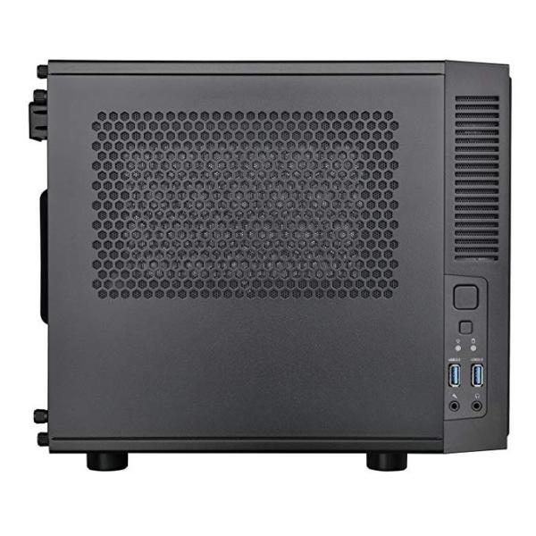 Thermaltake Suppressor F1 ミニ ITX Tt LCS Certified Cube コンピューター Cha(海外取寄せ品)|t2mart|05