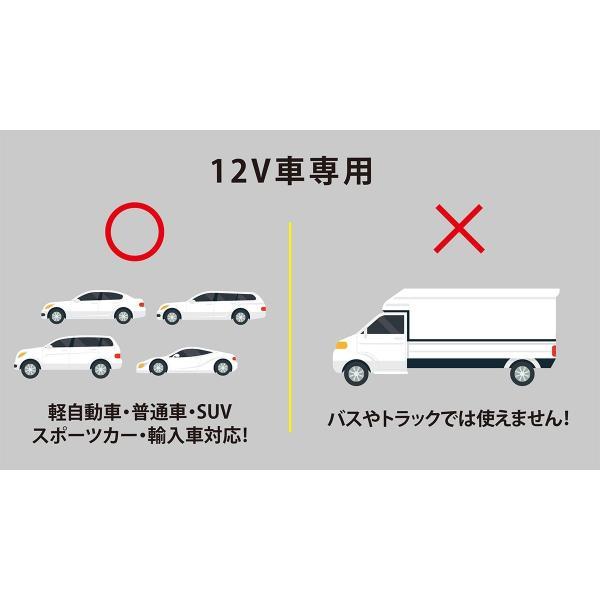 ドライブレコーダー 駐車監視 補助 バッテリー MIGHTYCELL EN6000 iKeep 2個セット|ta-creative|11