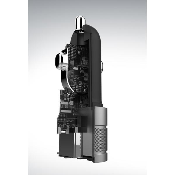 シガー ソケット USB カーチャージャー Wicked Chili(ウィケッド・チリ)by ドイツ 4800mA / 30W ターボID+Quick Charge3.0 機能搭載 デュアル ハイスピード|ta-creative|02