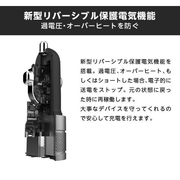 シガー ソケット USB カーチャージャー Wicked Chili(ウィケッド・チリ)by ドイツ 36W ターボID+USB C-PD機能搭載 デュアル ハイスピード|ta-creative|08