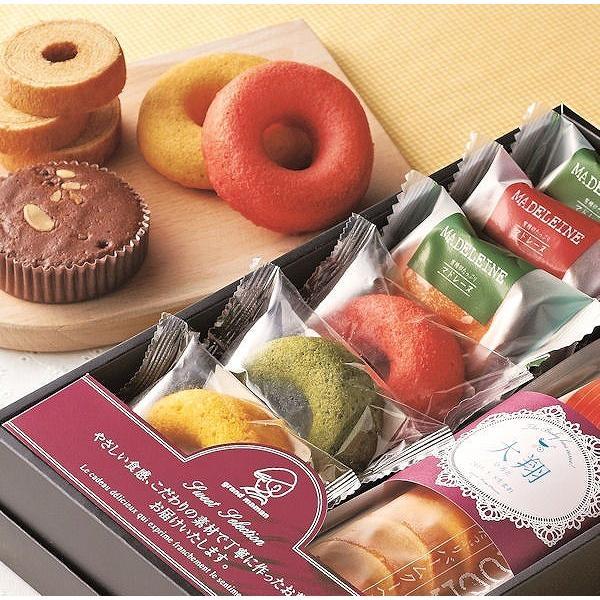 名入れギフト  グランマ 焼菓子コレクション D 女の子 KGY-30 (-98061-12-) (t7) | 出産 命名 内祝い お菓子 詰め合わせ|tabaki|02