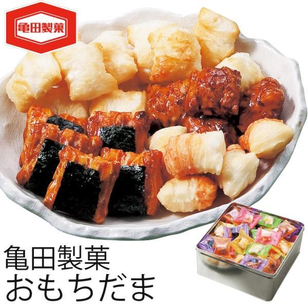 亀田製菓 おもちだま S (-M2112-462-) (個別送料込み価格) (t0) | お中元 暑中見舞い 内祝い お祝い おかき せんべい 煎餅