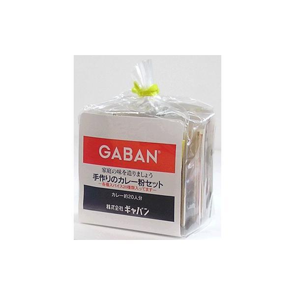 GABAN 手作りカレー粉セット  100g×12袋   【スパイス ハウス食品 香辛料 粉 業務用 カレールー】