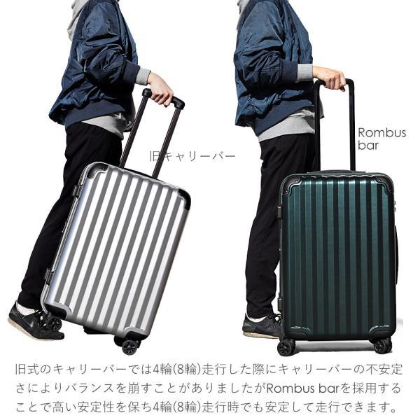 スーツケース Lサイズ 大容量 軽量 大型 拡張 静音8輪キャスター TSAロック キャリーバッグ キャリーケース 旅行 国内 海外|tabi|14