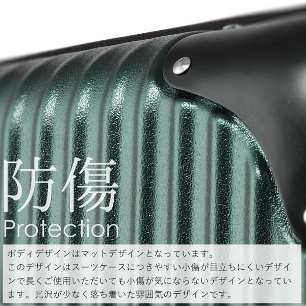 スーツケース 機内持ち込み Sサイズ フロントオープン ファスナー ビジネス キャリーバッグ キャリーケース フロントポケット tabi 19