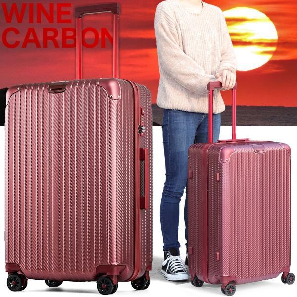 スーツケース 大型 LLサイズ Lサイズ 大容量 受託無料サイズ 超軽量 8輪キャスター アルミ風 キャリーバッグ tabi 07