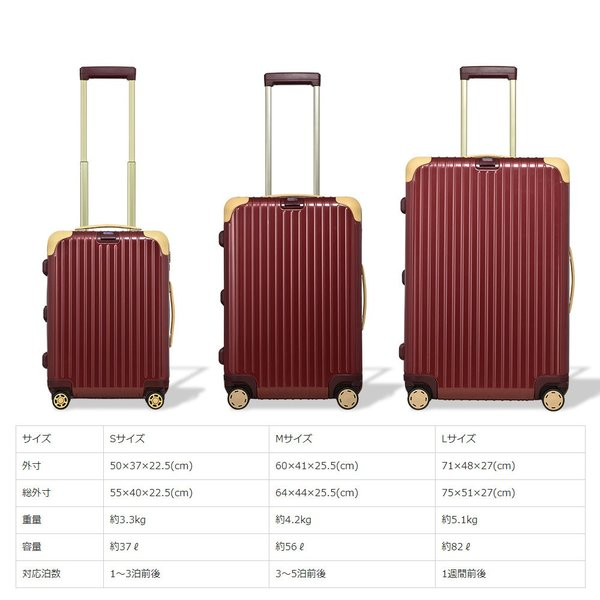 スーツケース アウトレット 安い 訳あり Mサイズ 中型 ファスナー 静音 8輪キャスター ダイヤル式TSA キャリーバッグ キャリーケース おしゃれ tabi 14