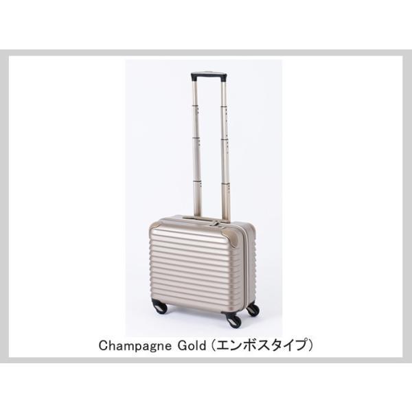 863649061a ... 【機内持ち込み可能】 スーツケース カーゴ エアートランス 横型 CAT-353N 40cm スーツ
