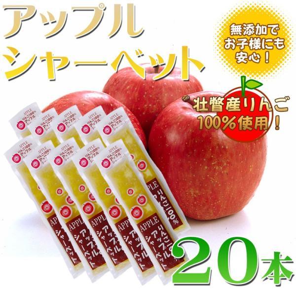 アップルシャーベット 50ml 20本|tabiyoka|02