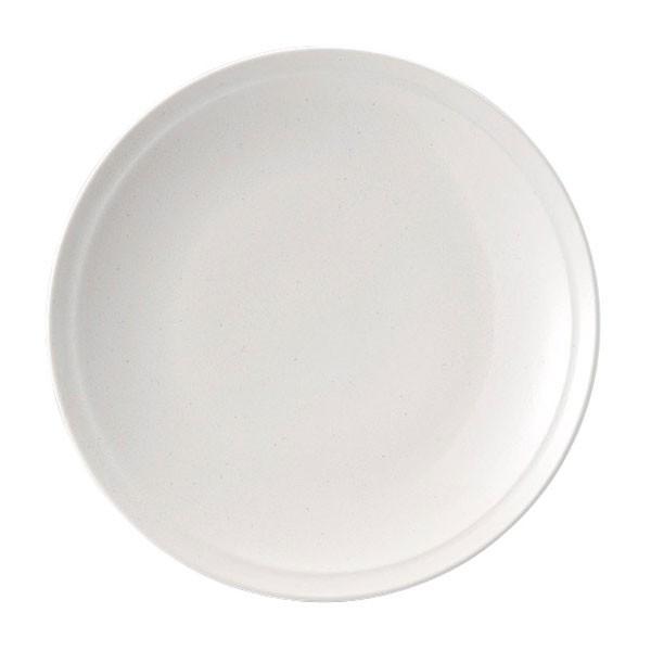 白菫(しらすみ)   8.0皿(24.1cm)和食器 cafe カフェ 食器 業務用 日本製