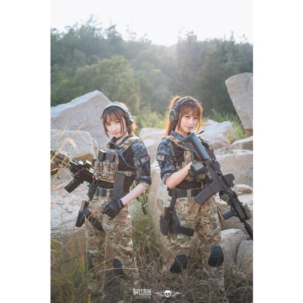 龍柄 コンバットシャツ /  男女兼用|tac-zombiegear|12