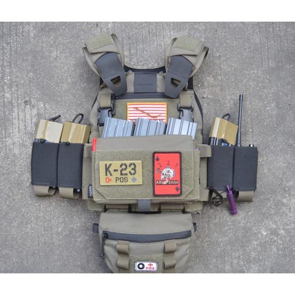 プレートキャリア FCSK2.0 Low Profile Vest/BK・RG|tac-zombiegear|17