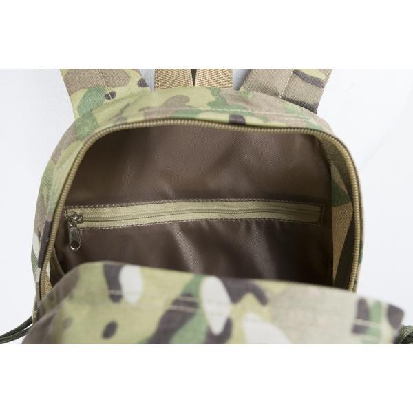 「Little Bat Backpack」 可愛い迷彩リュック 羽付き マルチカム|tac-zombiegear|06
