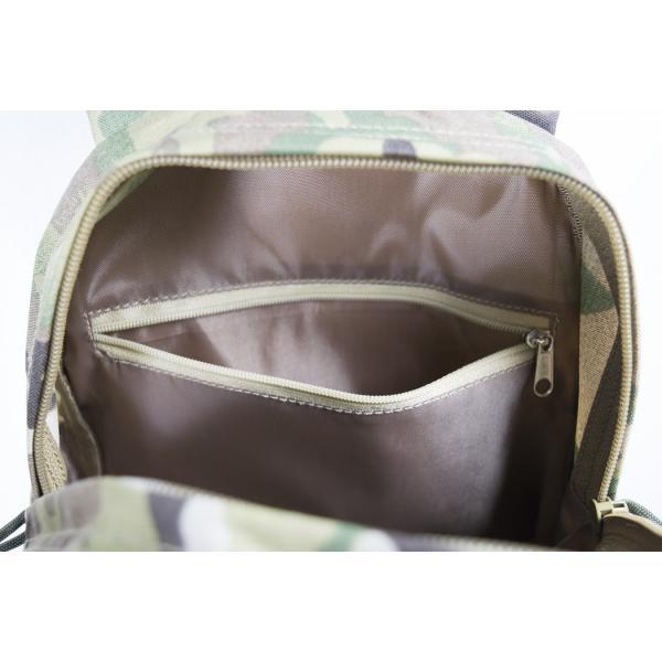 「Little Bat Backpack」 可愛い迷彩リュック 羽付き マルチカム|tac-zombiegear|07