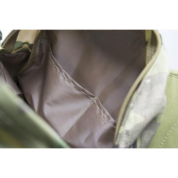 「Little Bat Backpack」 可愛い迷彩リュック 羽付き マルチカム|tac-zombiegear|08
