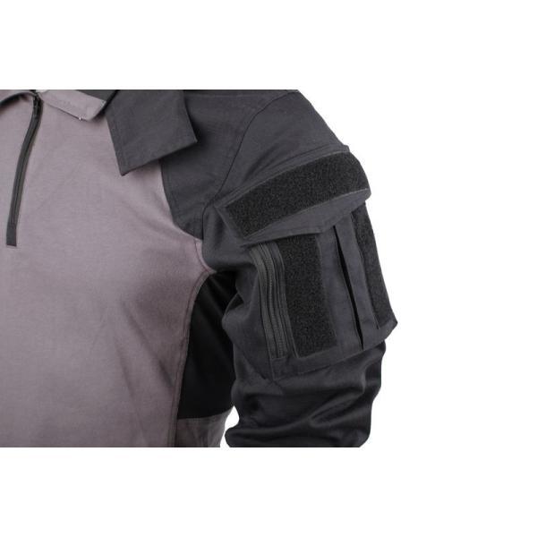 【順次生産中】SP2 フード付き カスタム コンバットシャツ / レンジャーグリーン 男女兼用 tac-zombiegear 02