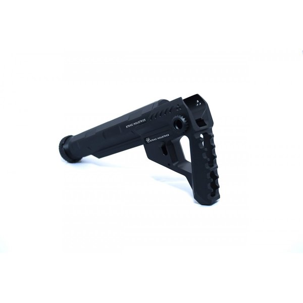 STRIKE INDUSTRIESタイプ Pit + Advanced Receiver Extension / Black-Black|tac-zombiegear|02