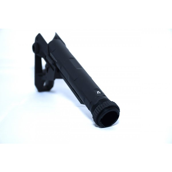 STRIKE INDUSTRIESタイプ Pit + Advanced Receiver Extension / Black-Black|tac-zombiegear|04
