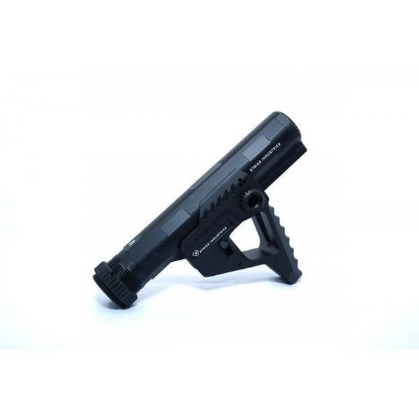 STRIKE INDUSTRIESタイプ Pit + Advanced Receiver Extension / Black-Black|tac-zombiegear|06