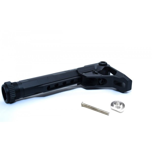 STRIKE INDUSTRIESタイプ Pit + Advanced Receiver Extension / Black-Black|tac-zombiegear|07