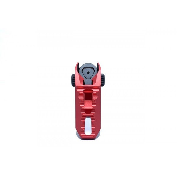 STRIKE INDUSTRIESタイプ Pit + Advanced Receiver Extension / Black-Red|tac-zombiegear|05