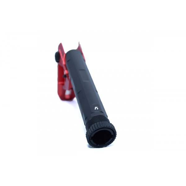 STRIKE INDUSTRIESタイプ Pit + Advanced Receiver Extension / Black-Red|tac-zombiegear|06