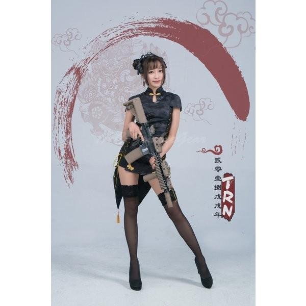 武装娘 戦術チャイナドレス/Typhon|tac-zombiegear